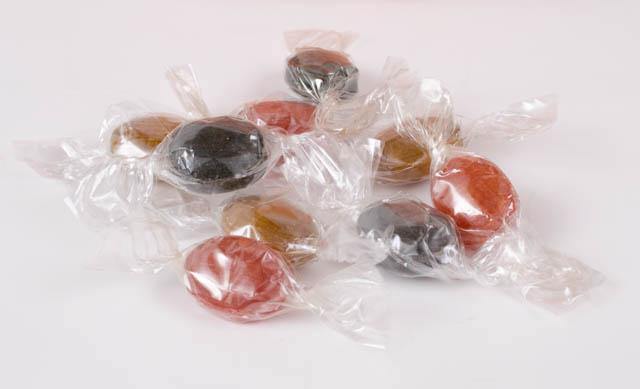 Salzhaltige Süßigkeiten