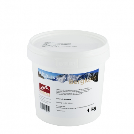 Altausseer Bergkern Granulat 1 kg Eimer