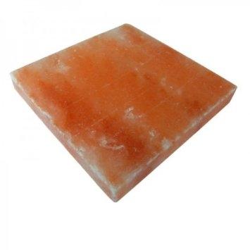 Kristallsalzfliesen QUADRAT 20x20x2,5 cm