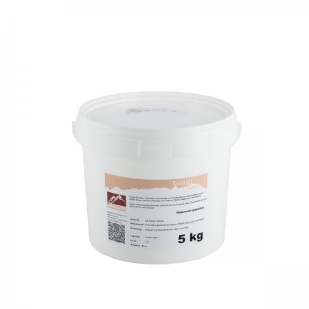 Kristallsalz Brocken 5 kg Eimer