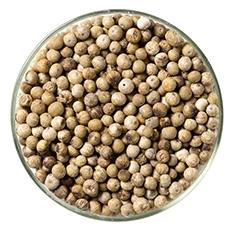 Weißer Kampot Pfeffer 100 g