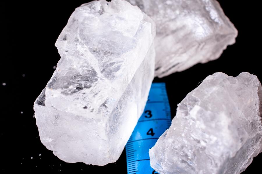 Halit Salz Brocken 1 kg PE Beutel