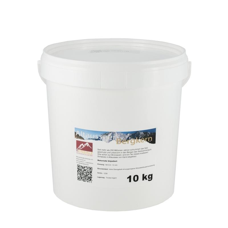 Altausseer Bergkern Brocken 10 kg Eimer