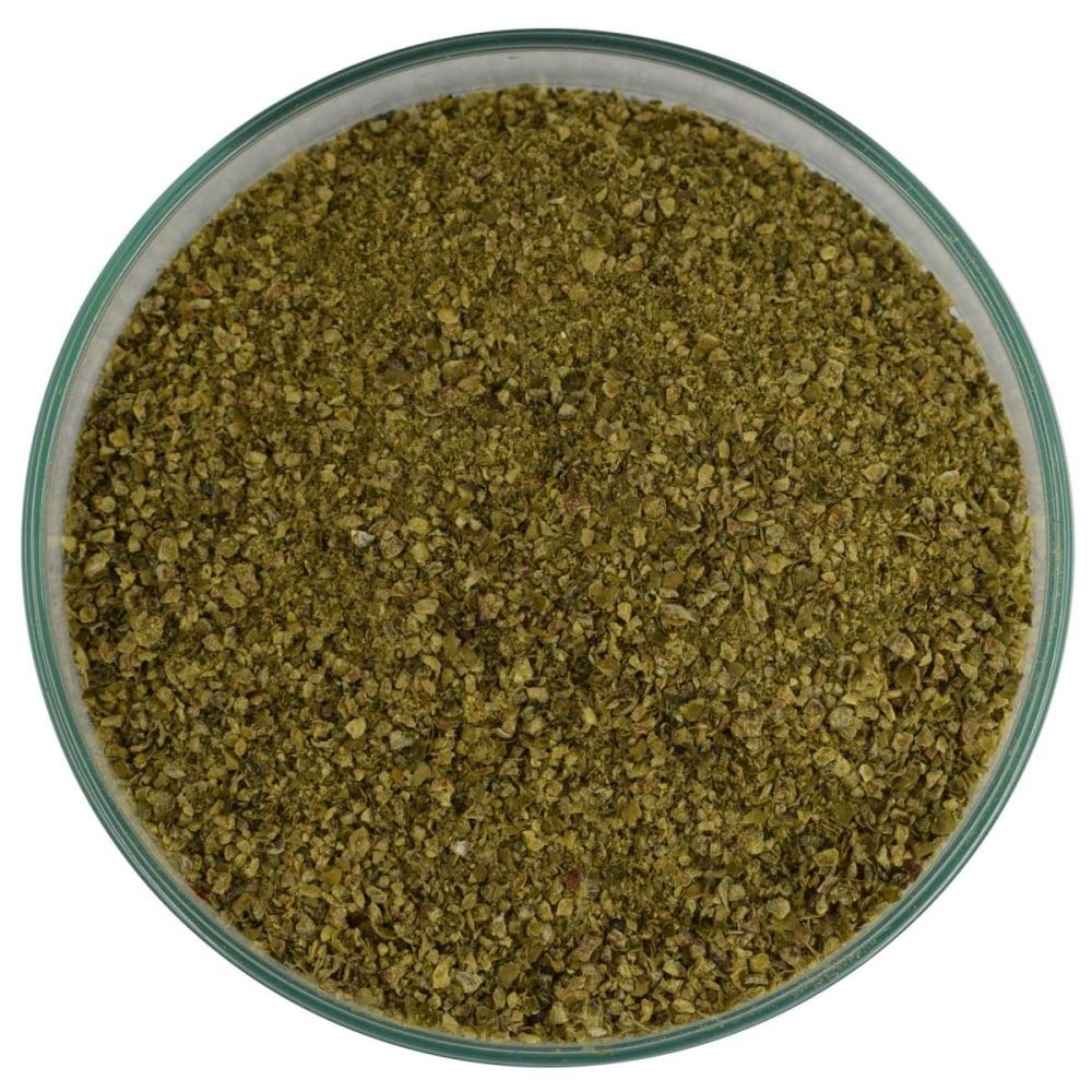 Geschroteter Grüner Pfeffer 1 kg PE-Beutel