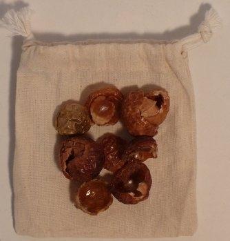 Baumwollsäckchen für Indische Waschnüsse
