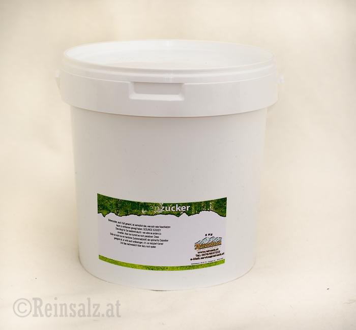Birkenzucker Xylit 5kg Eimer