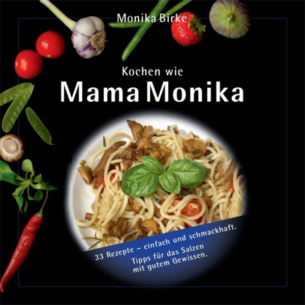 KönigsSalz Kochbuch Mama Monika