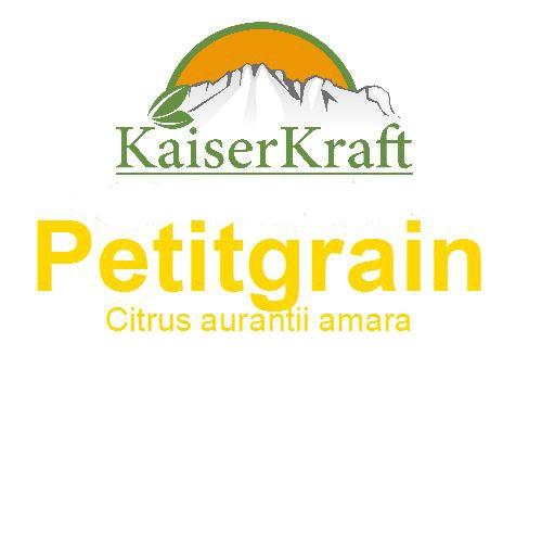 Petitgrain - Ätherisches Öl