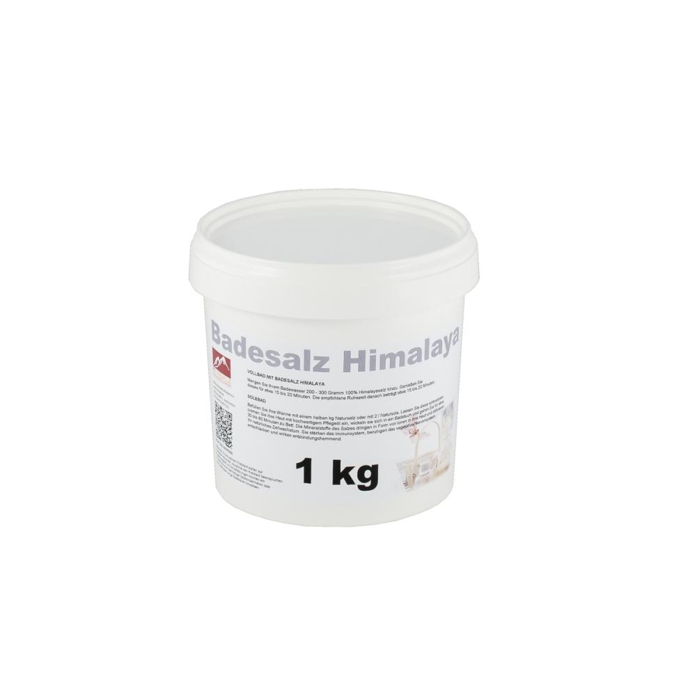 Badesalz Himalaya 1kg