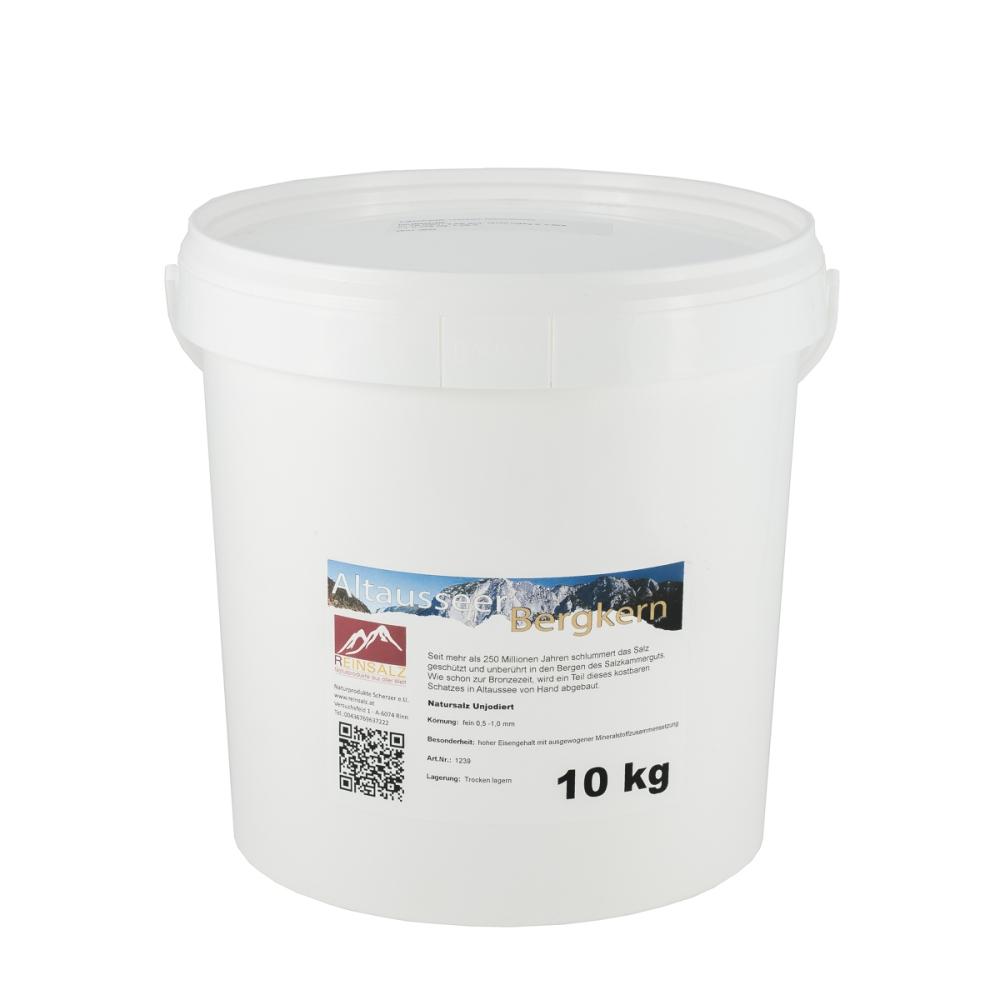 Altausseer Bergkern fein 10 kg Vorratseimer