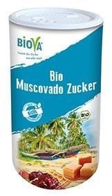 Bio Muscovado von den Philippinen (hell) 800 g Dose