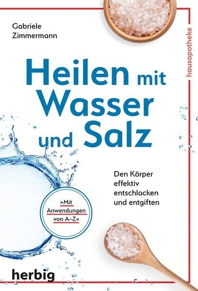 Buch Heilen mit Wasser und Salz Gabriele Zimmerm