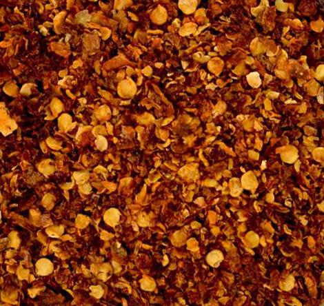 Habanero Red Savina geschrotet 100 g