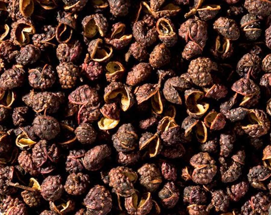 Timut Pfeffer (Nepalesischer Szeachuan Pfeffer) 250 g Beutel