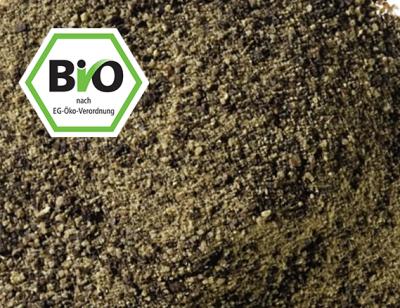 Bio Pfeffer schwarz gemahlen 1 kg