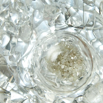 ViA - Diamant  Diamantsplitter - Bergkristall