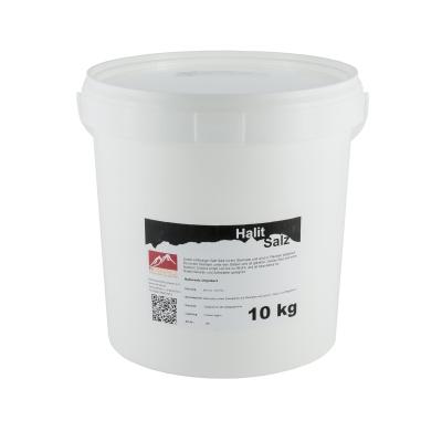 Halit Salz Puder 10 kg Spareimer