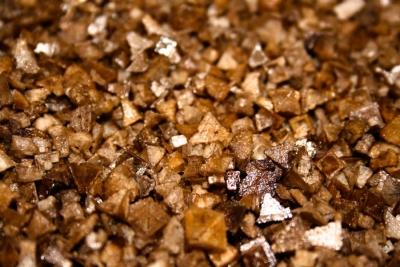 Reinsalz geräuchertes Pyramidensalz 1 kg PE Beutel
