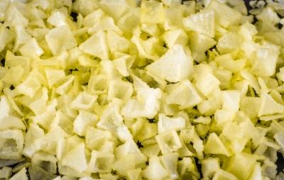 Pyramidensalz Zitrone 250 g PE Beutel