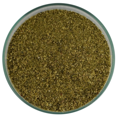 Geschroteter Grüner Pfeffer 500 g Tüte