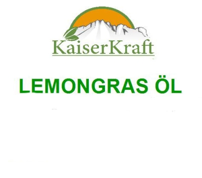 Lemongras (Zitronengras) - Ätherisches Öl