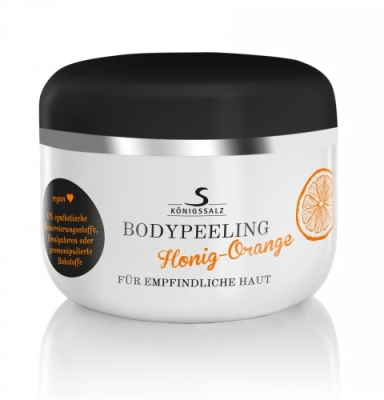 BodyPeeling Honig-Orange Dose 100 g