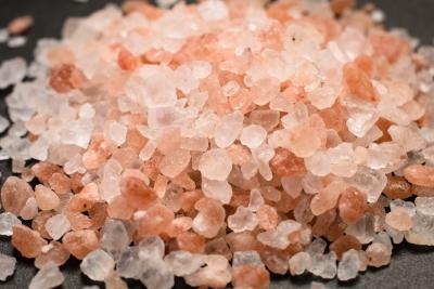(Himalaya) Kristallsalz aus Pakistan Granulat 1 kg Tüte