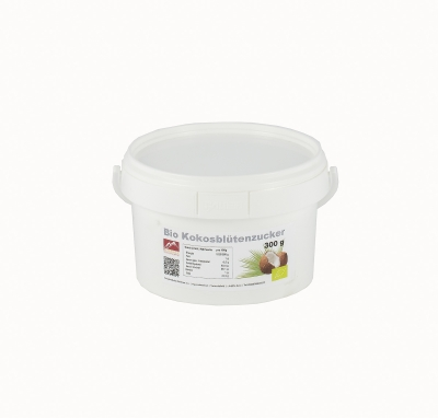 BIO Kokosblütenzucker 300 g Eimer