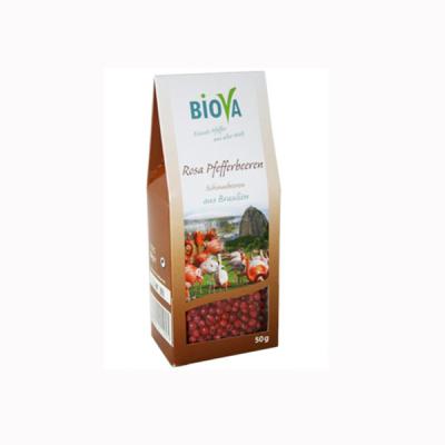 Bio-Rosa Pfeffer Beeren aus Brasilien