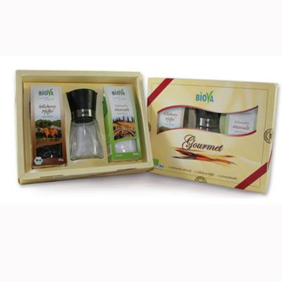BIO Geschenkverpackung Gourmet