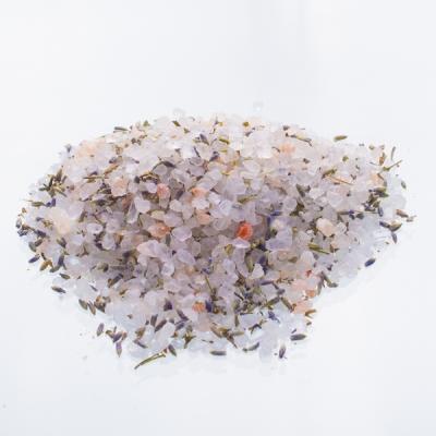 Badesalz mit Lavendelblüten Eimer 5kg