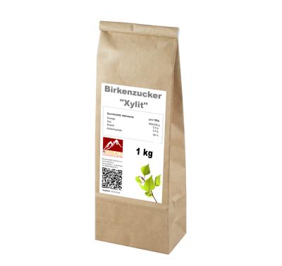 Birkenzucker Xylit 1 kg