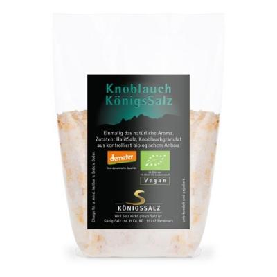 BIO KnoblauchSalz Tüte 100 g