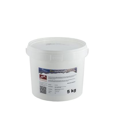 KarpatenSalz fein 5 kg Eimer