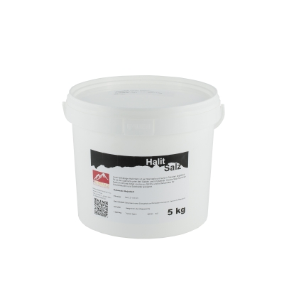 HalitSalz Granulat 5 kg Eimer