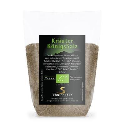 Bio KräuterSalz Tüte 100 g