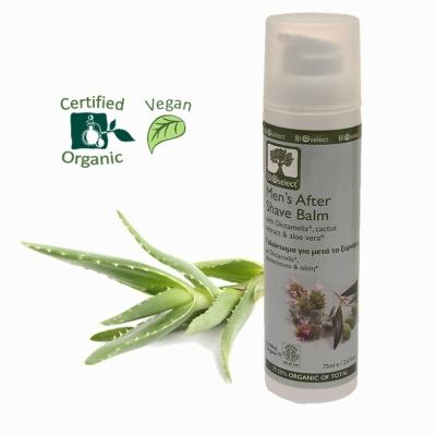 Bio Aftershave Balsam für Herren 75 ml