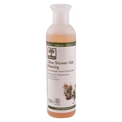 Bio Entspannendes Olivenöl-Duschgel 250 ml