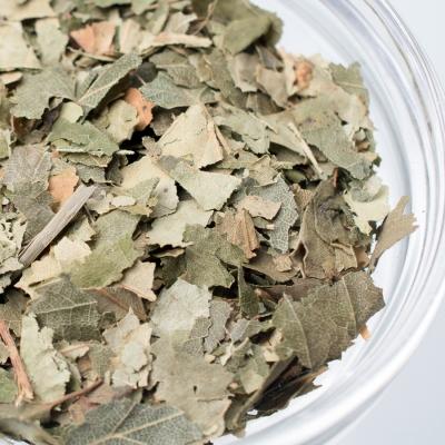 Birkenblätter geschnitten, Bio, kbA