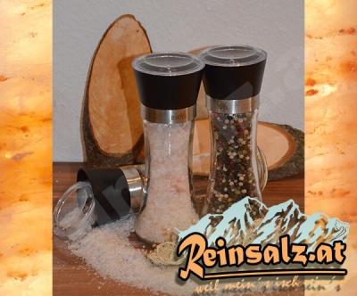Biova Salz- & Pfeffermühle leer Hoch & Schlank