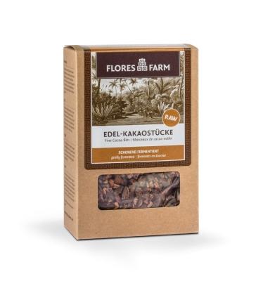 Bio Edel-Kakaostücke 100g