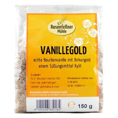 Vanillegold 150g