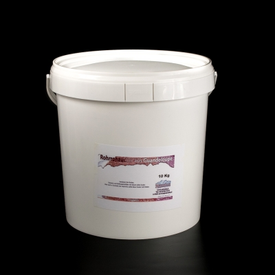Demerara Rohrohrzucker dunkel aus Guadeloupe 10 kg Eimer