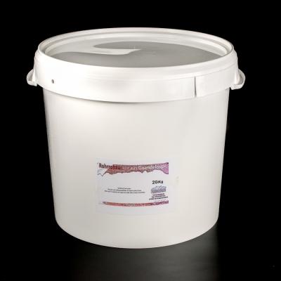 Demerara Rohrohrzucker dunkel aus Guadeloupe 20 kg Eimer